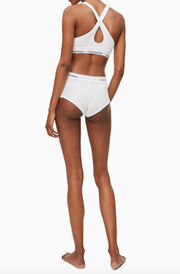 Boyshort - White (4179666534435)