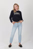 Arch Logo Sweat - Evening blue - GANT - Gensere - VILLOID.no