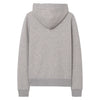 Arch Logo Hoodie - Light Grey Melange - GANT - Gensere - VILLOID.no