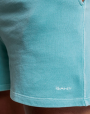 Sunfaded Sweat Shorts - Aqua