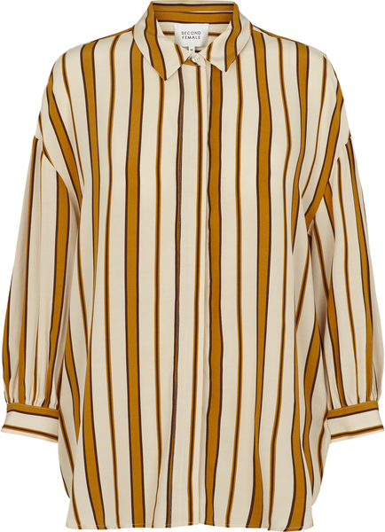 York SS Shirt - Inca Gold (1834097442851)