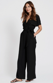 Ada Jumpsuit - Black