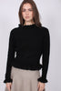 Valeria Alpaca Sweater - Black - Ella & il - Gensere - VILLOID.no
