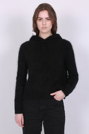 Ricky Mohair Sweater - Black