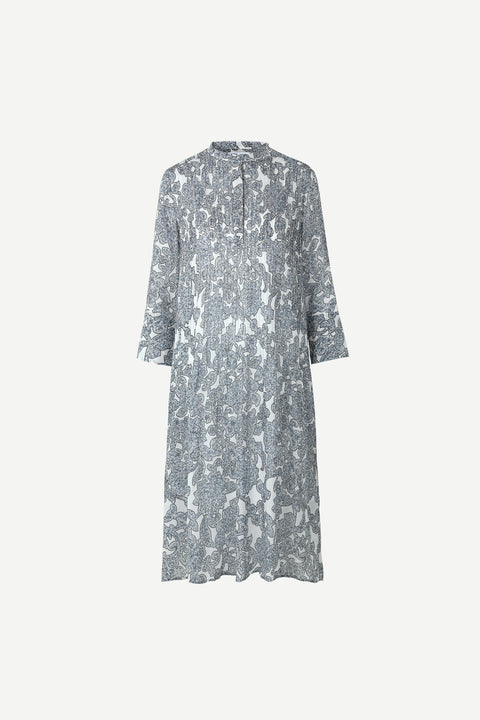 Elm Shirt Dress Aop - Tapestry (4482909274221)
