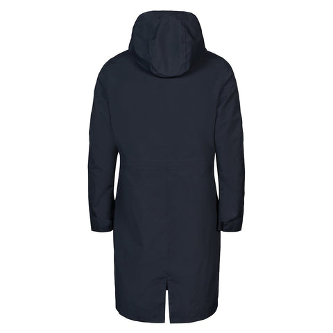 Woman Flow Coat - Navy