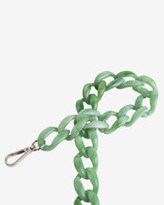 Chain Handle - Mint Green