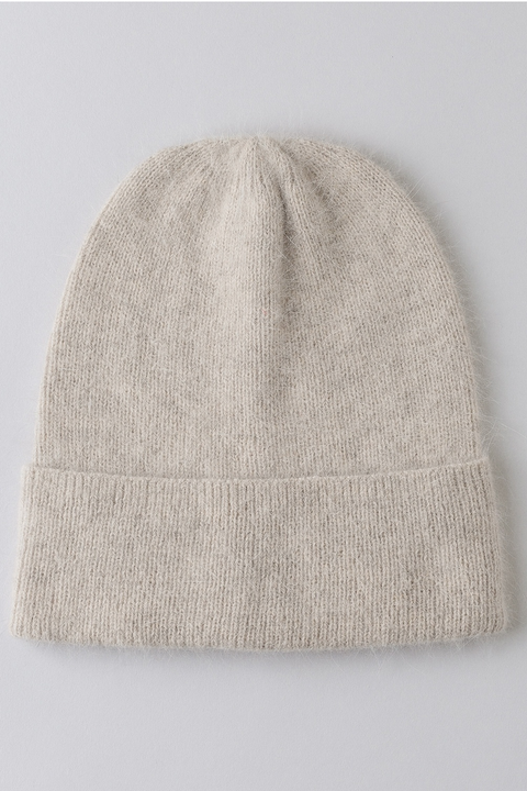 Ammi Ammi Hat - Light Grey (1476720427043)