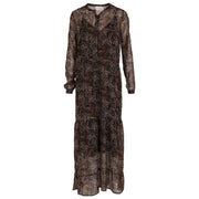 Silo Winter Dress - Winter Garden Black (4294518997101)