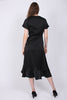 Magga Solid Dress - Black - Neo Noir - Kjoler - VILLOID.no