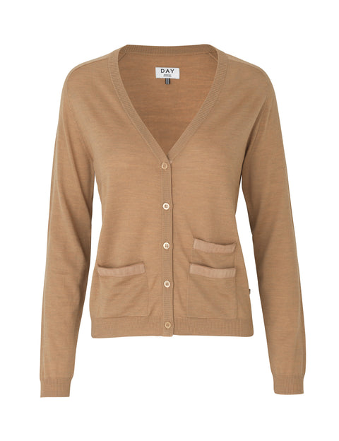 Day Whitney Top - Classic Camel