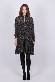 Gently Dress - Black (4112320135203)