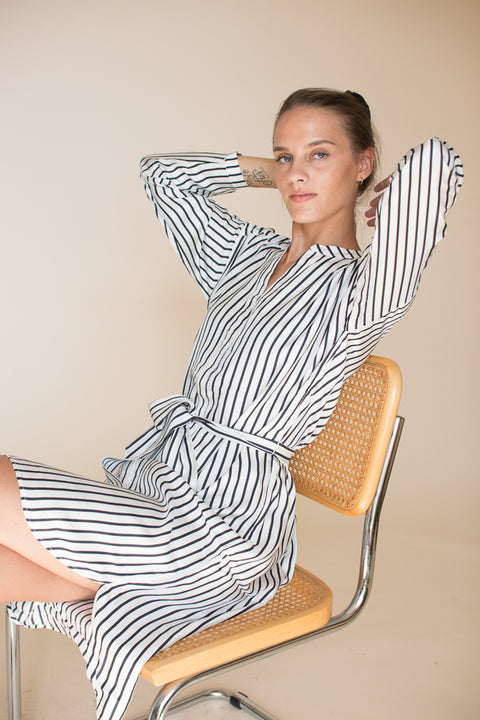 Lisa dress - Sonder Stripes