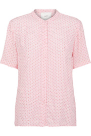 Nora SS Shirt - Fairytale Dot Aop (1671615774755)
