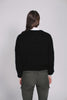 Beatrice Chunky Knit - Black - Ella & il - Gensere - VILLOID.no