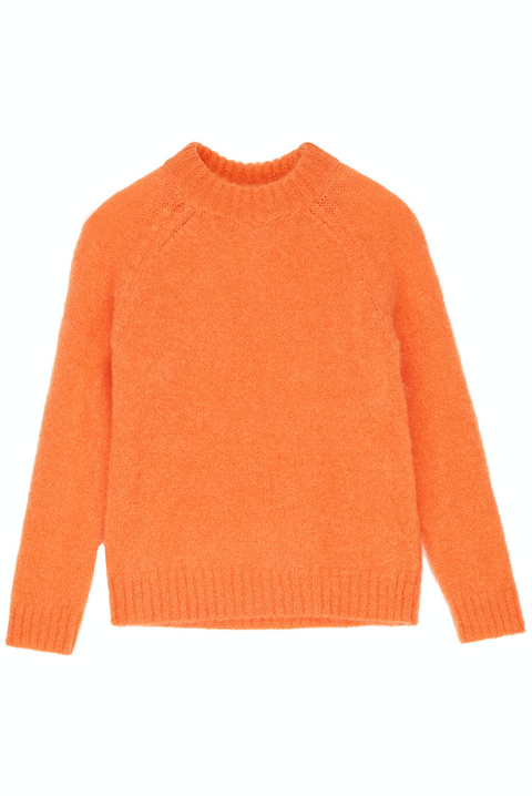 Monty sweater coral