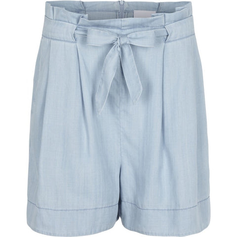 Sophia Shorts - Light Denim Blue