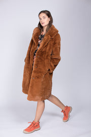 Stina Coat - Cuban Sand