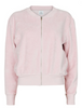 Venice Terry Solid Jacket - Pink - Line of Oslo - Jakker - VILLOID.no