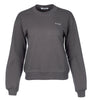 Logo Basic Sweater - Grey - NA-KD - Gensere - VILLOID.no