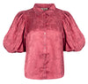 Jacquard Shirt - Rose