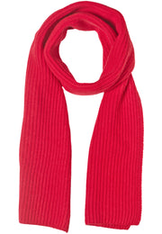 Wool Scarf - Red (1889850523683)