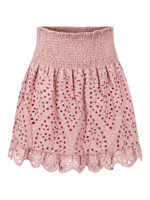 2nd Hand Stella Skirt - Pink XL (4476125610093)