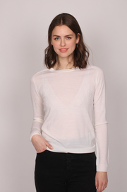 Day Whitney Sweater - Ivory Shade (4319499681901)