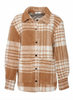 Viksa Jacket Wool - Camel Checks - Noella - Jakker - VILLOID.no