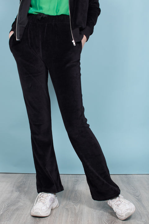 Baby solid pants - Black