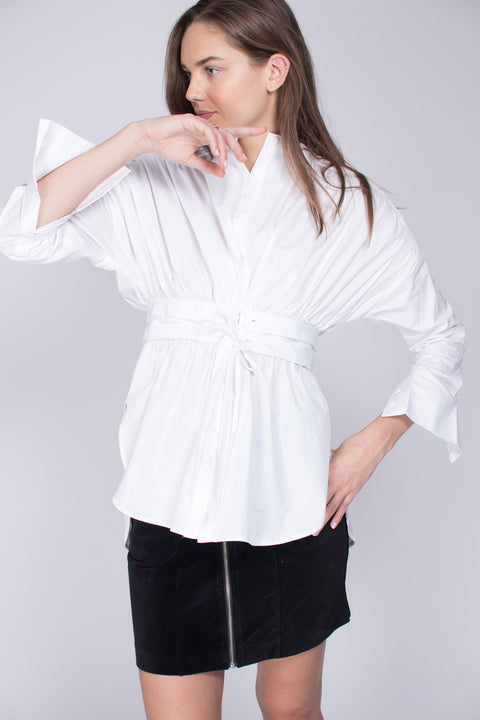 Kylie shirt - White