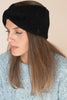 Headband Narrow - Black - MAUD - Tilbehør - VILLOID.no