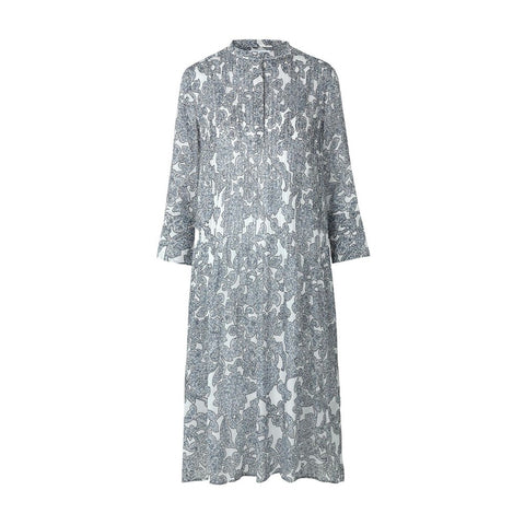 Elm Shirt Dress Aop - Tapestry