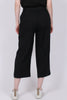 Leaf Linen Trouser - Black - Line of Oslo - Bukser & Shorts - VILLOID.no