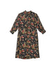 Semi Couture High Neck Dress - Asian Garden - ByTimo - Kjoler - VILLOID.no