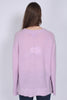 Marit sweater - Lilac - Line of Oslo - Gensere - VILLOID.no