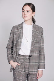 Binjo Blazer - Off White (1476725112867)