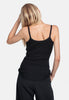 Wool Camisole - Black - Pierre Robert x Jenny Skavlan - Topper - VILLOID.no