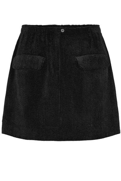 Boyas MW Short Skirt - Black (4312253202541)