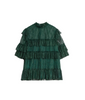 Rachel Blouse - Pine Green - By Malina - Bluser & Skjorter - VILLOID.no