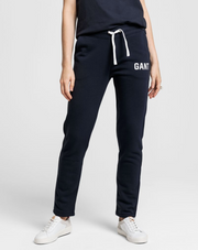 Graphic Pants - Evening Blue