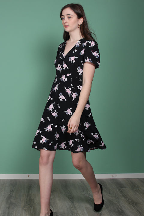50s dress - Small Bouquet