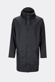 Long Jacket - Black (4374923509869)