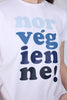 Norvegienne T-Shirt - Xenon Blue - MAUD - Topper - VILLOID.no