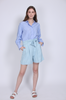 Anouk Shirt - Little Boy Blue - Second Female - Topper - VILLOID.no