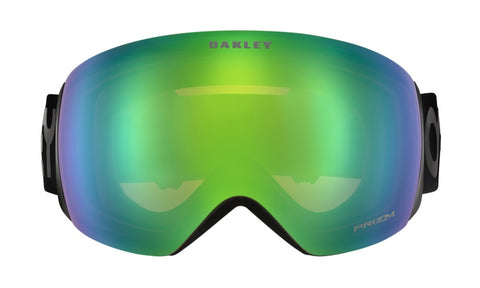 Flight Deck Factory Pilot Blackout - Prizm Jade Iridium - Goggles (4326381355117)