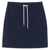 Tonal Shield Sweat Skirt - Evening Blue - GANT - Skjørt - VILLOID.no