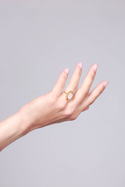 Siren Ring - Gold