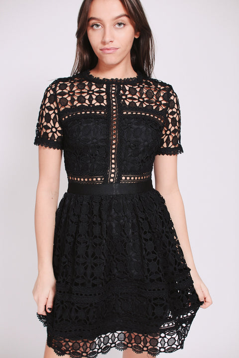Nora dress - Black
