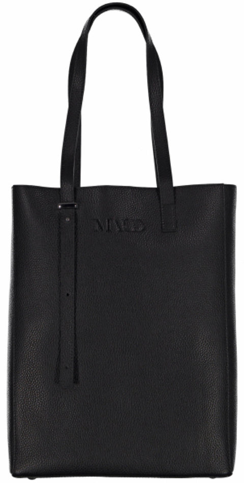 Maud Tote Bag - Black (4283590279203)